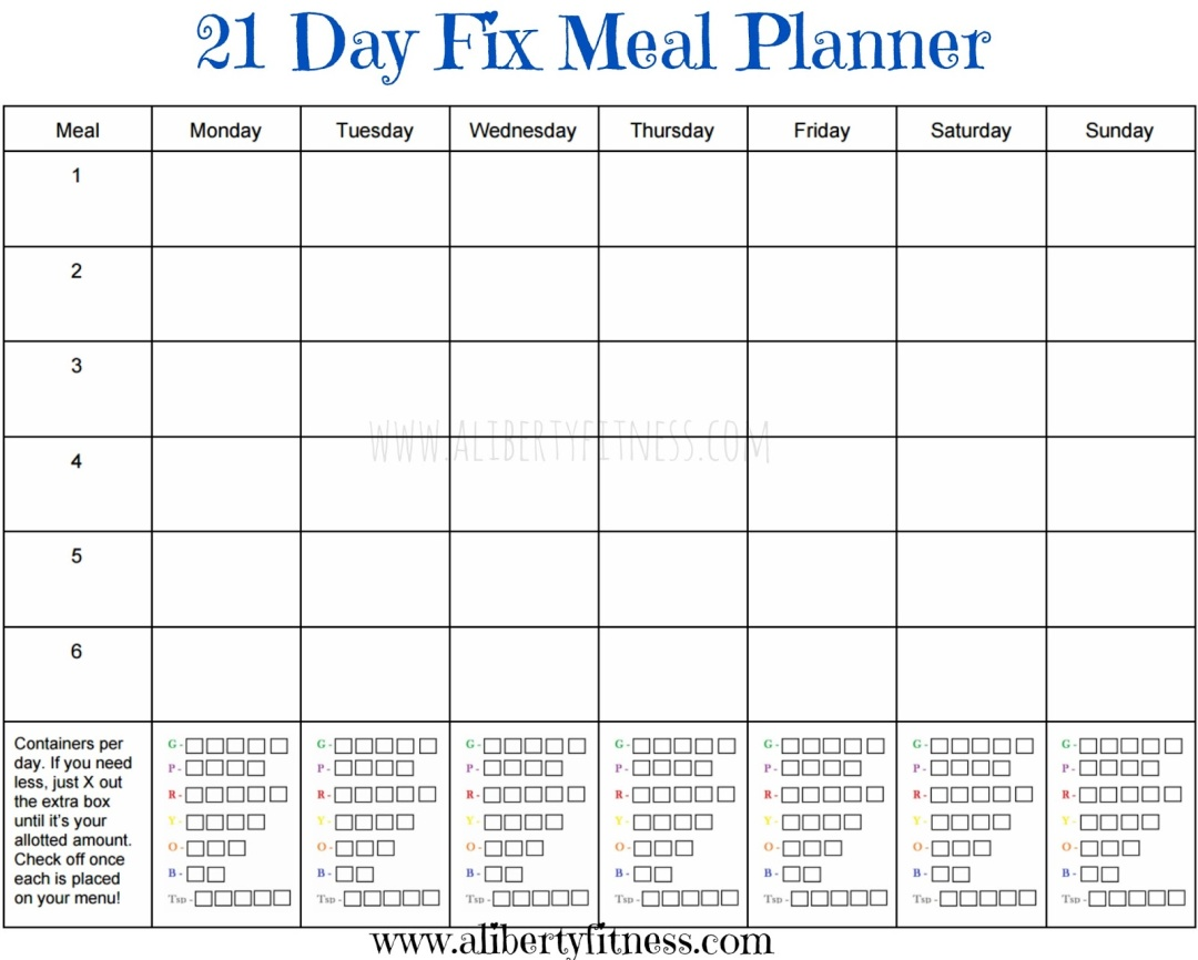 21-day-fix-meal-planner